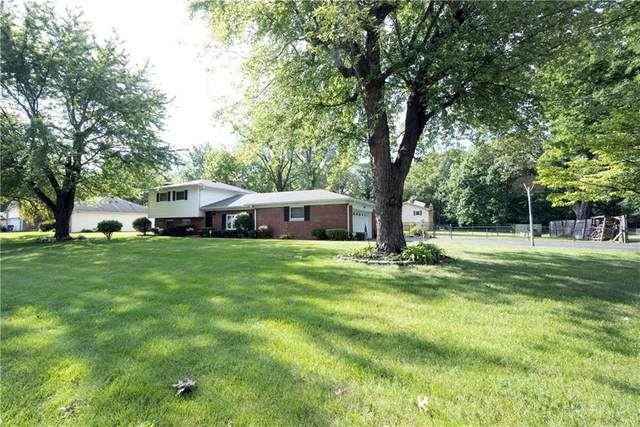 1757 Sanwela Drive, Indianapolis, IN 46260 (MLS #21732478) :: David Brenton's Team