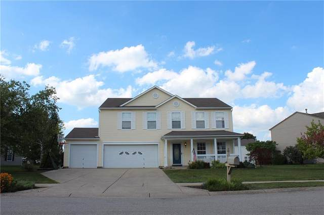 6626 Olive Branch Lane, Indianapolis, IN 46237 (MLS #21732492) :: Anthony Robinson & AMR Real Estate Group LLC