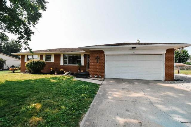 131 Hargeo Drive, Indianapolis, IN 46217 (MLS #21732507) :: Mike Price Realty Team - RE/MAX Centerstone
