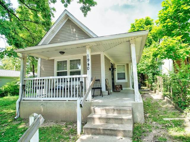 1940 Lawrence Street, Indianapolis, IN 46218 (MLS #21732516) :: Mike Price Realty Team - RE/MAX Centerstone
