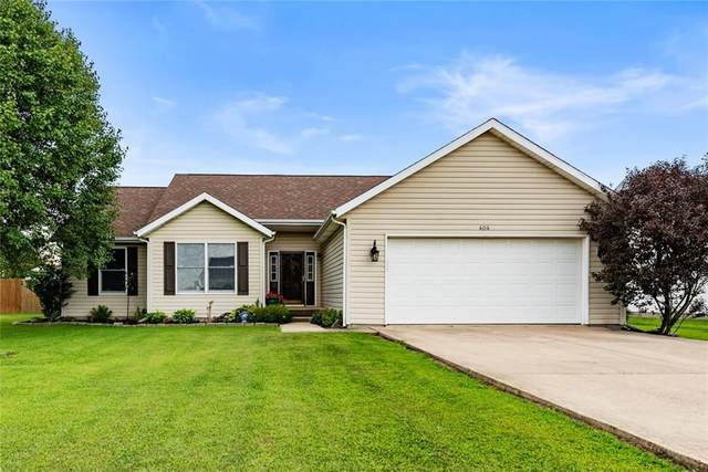 404 S Maryland Street, Parker City, IN 47368 (MLS #21732528) :: Anthony Robinson & AMR Real Estate Group LLC