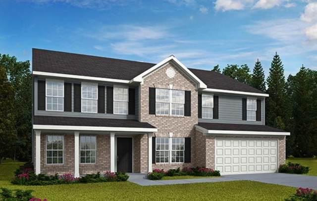 7036 Royal Oakland Way, Indianapolis, IN 46236 (MLS #21732541) :: The ORR Home Selling Team