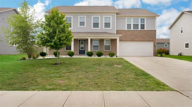 5617 W Woods Edge Drive, Mccordsville, IN 46055 (MLS #21732545) :: Mike Price Realty Team - RE/MAX Centerstone
