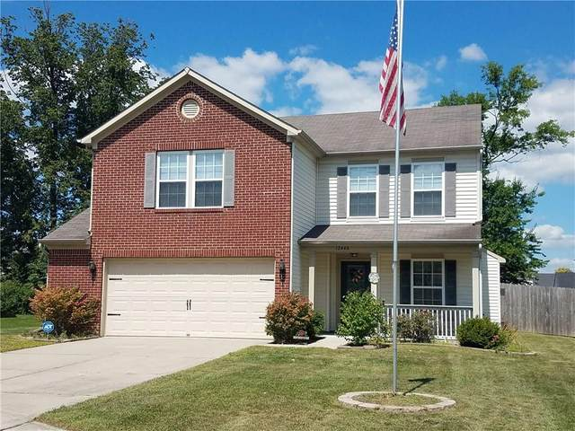 12440 Looking Glass Way, Indianapolis, IN 46235 (MLS #21732552) :: Mike Price Realty Team - RE/MAX Centerstone