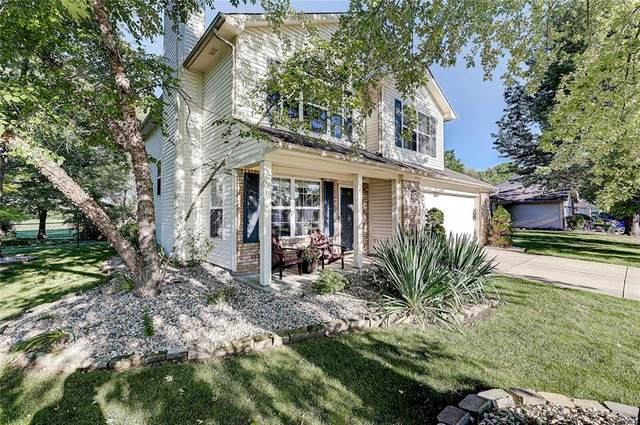 519 Woodfield Circle, Avon, IN 46123 (MLS #21732590) :: Anthony Robinson & AMR Real Estate Group LLC