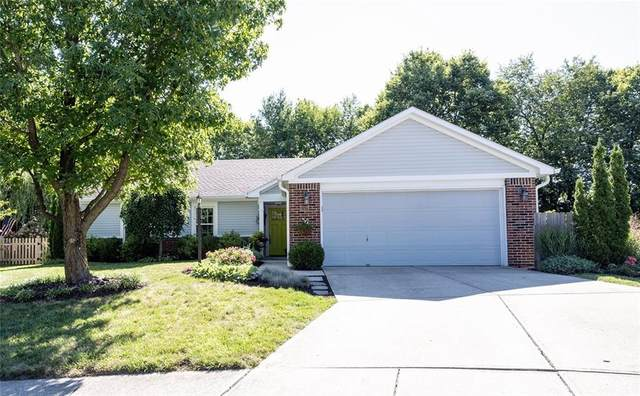 12427 Trumbull Court, Fishers, IN 46038 (MLS #21732592) :: Dean Wagner Realtors