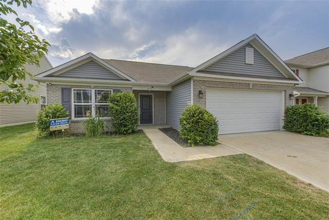 4050 Little Bighorn Drive, Indianapolis, IN 46235 (MLS #21732599) :: Heard Real Estate Team | eXp Realty, LLC