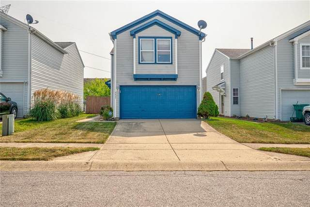 6637 Kinnerton Drive, Indianapolis, IN 46254 (MLS #21732602) :: Anthony Robinson & AMR Real Estate Group LLC