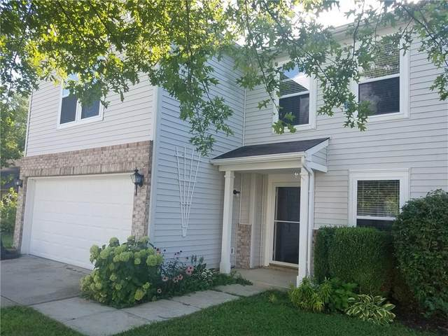 252 Creekside Circle, Danville, IN 46122 (MLS #21732621) :: Mike Price Realty Team - RE/MAX Centerstone