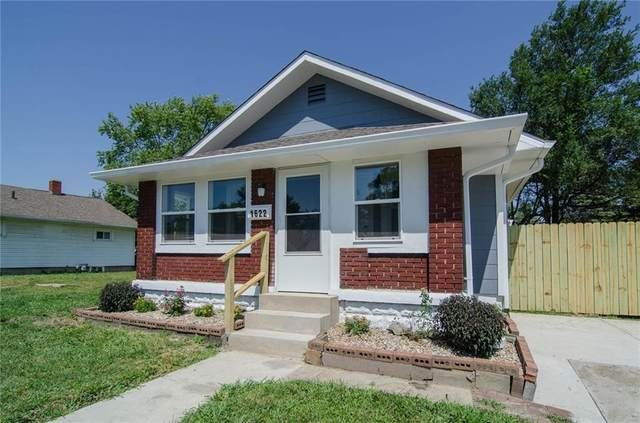 1622 E Raymond Street, Indianapolis, IN 46203 (MLS #21732632) :: Heard Real Estate Team | eXp Realty, LLC