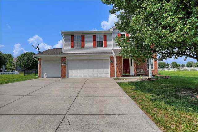 7018 Red Lake Court, Indianapolis, IN 46217 (MLS #21732644) :: Mike Price Realty Team - RE/MAX Centerstone