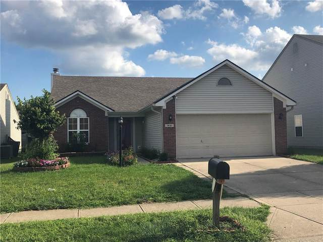 1451 Galway Court, Indianapolis, IN 46217 (MLS #21732647) :: Anthony Robinson & AMR Real Estate Group LLC