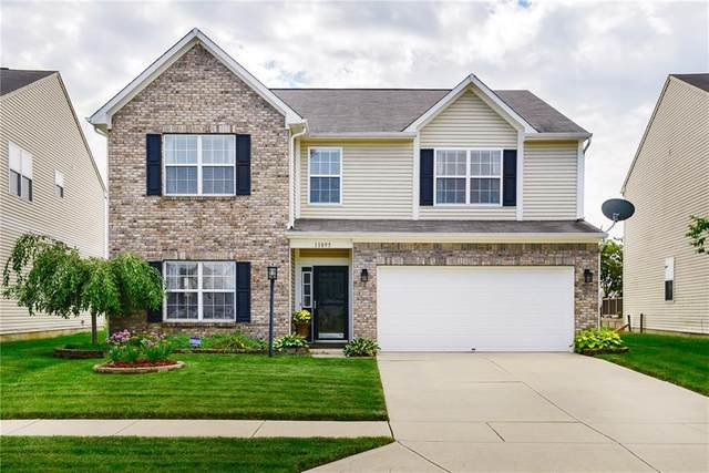 11095 Cool Winds Way, Fishers, IN 46037 (MLS #21732664) :: Dean Wagner Realtors