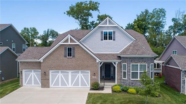 4296 Bexley Court, Avon, IN 46123 (MLS #21732693) :: Mike Price Realty Team - RE/MAX Centerstone