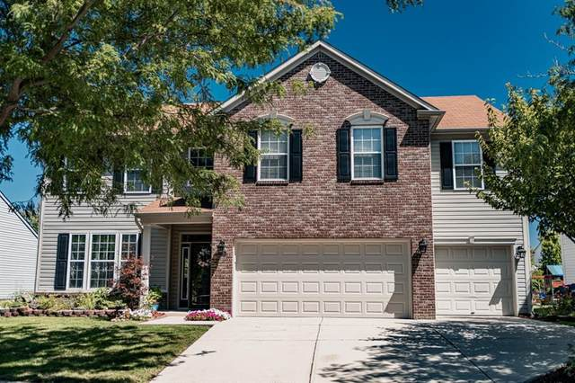 16006 Symphony Boulevard, Noblesville, IN 46060 (MLS #21732699) :: Mike Price Realty Team - RE/MAX Centerstone