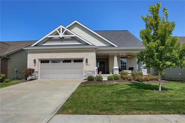 12602 Broadmoor Court N, Fishers, IN 46037 (MLS #21732700) :: Mike Price Realty Team - RE/MAX Centerstone
