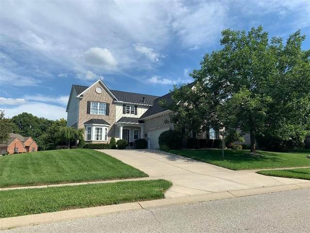 4301 Chase Circle, Zionsville, IN 46077 (MLS #21732737) :: Richwine Elite Group