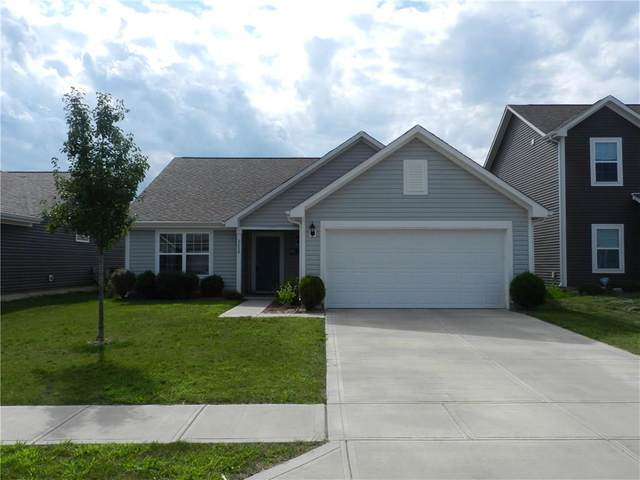 2450 Bridlewood Drive, Franklin, IN 46131 (MLS #21732752) :: Mike Price Realty Team - RE/MAX Centerstone