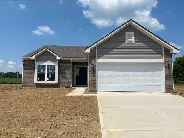 491 Thunderwood Drive, Greenfield, IN 46140 (MLS #21732754) :: The ORR Home Selling Team