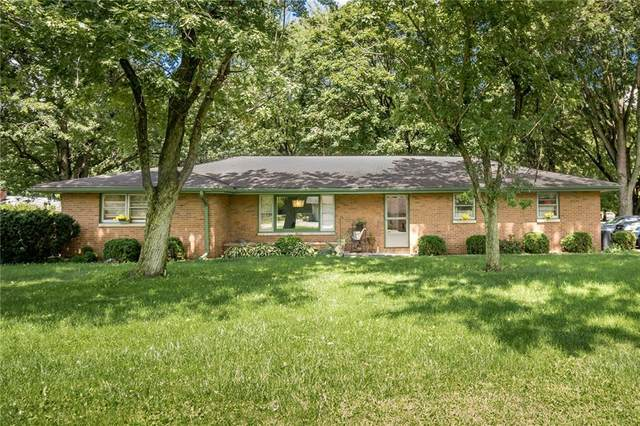 3008 Nichol Avenue, Anderson, IN 46011 (MLS #21732758) :: The ORR Home Selling Team