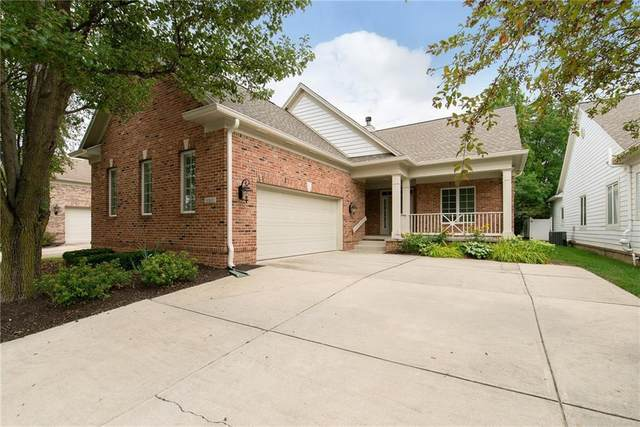 8163 Heyward Drive, Indianapolis, IN 46250 (MLS #21732778) :: Mike Price Realty Team - RE/MAX Centerstone