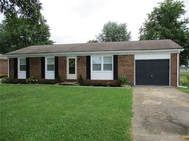 131 Hauser Drive, Hope, IN 47246 (MLS #21732780) :: Anthony Robinson & AMR Real Estate Group LLC