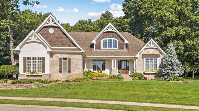 14420 Smallstig Circle, Carmel, IN 46033 (MLS #21732788) :: Mike Price Realty Team - RE/MAX Centerstone