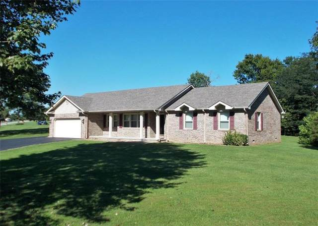 540 S Easy Street, North Vernon, IN 47265 (MLS #21732792) :: Mike Price Realty Team - RE/MAX Centerstone