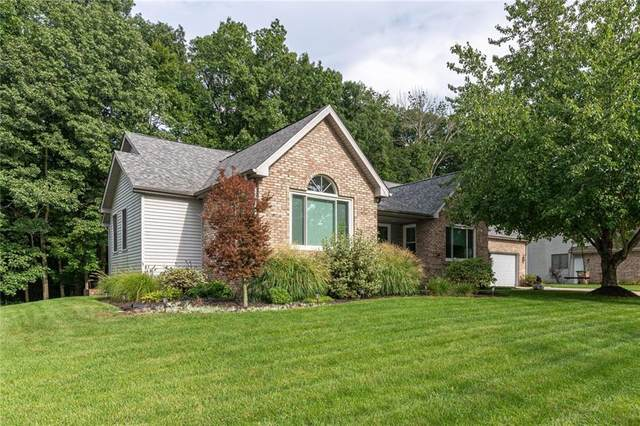 211 Oakbrook Drive, Columbus, IN 47201 (MLS #21732814) :: Mike Price Realty Team - RE/MAX Centerstone