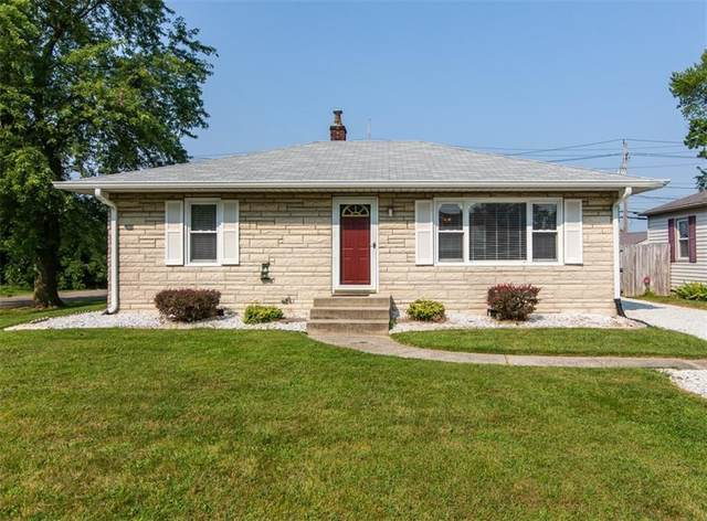 1702 Englewood Drive, Indianapolis, IN 46219 (MLS #21732827) :: David Brenton's Team