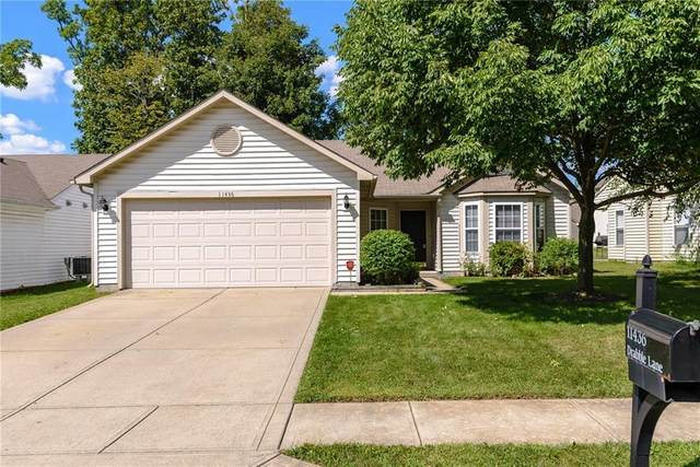 11436 Drabble Lane, Indianapolis, IN 46235 (MLS #21732828) :: Mike Price Realty Team - RE/MAX Centerstone