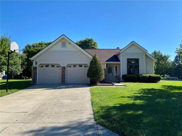 1380 Secretariat Lane, Indianapolis, IN 46217 (MLS #21732837) :: Mike Price Realty Team - RE/MAX Centerstone