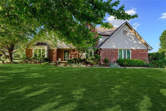 15139 Derby Court, Carmel, IN 46032 (MLS #21732851) :: Mike Price Realty Team - RE/MAX Centerstone