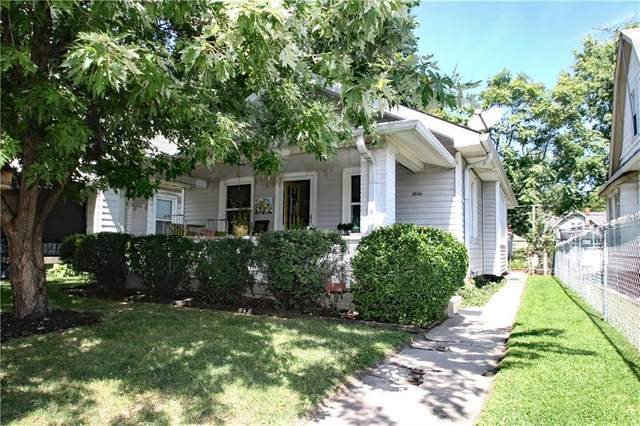 2026 Westview Drive, Indianapolis, IN 46221 (MLS #21732871) :: Anthony Robinson & AMR Real Estate Group LLC