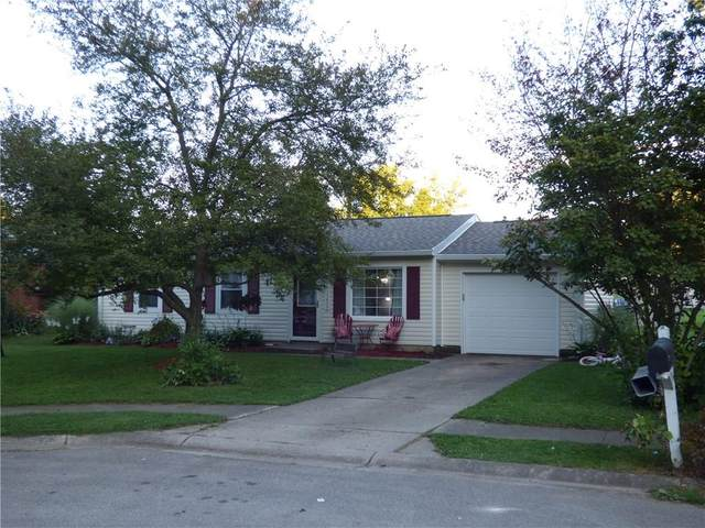 1409 S Pleasantview Drive, Yorktown, IN 47396 (MLS #21732889) :: The ORR Home Selling Team