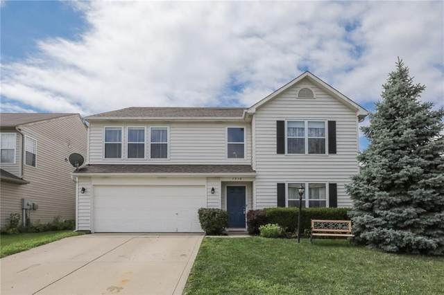 1418 Osprey Way, Greenwood, IN 46143 (MLS #21732890) :: Mike Price Realty Team - RE/MAX Centerstone