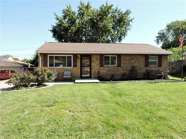 214 Grovewood Drive, Beech Grove, IN 46107 (MLS #21732901) :: Anthony Robinson & AMR Real Estate Group LLC