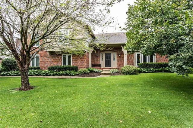 4949 Jennings Drive, Carmel, IN 46033 (MLS #21732910) :: Mike Price Realty Team - RE/MAX Centerstone