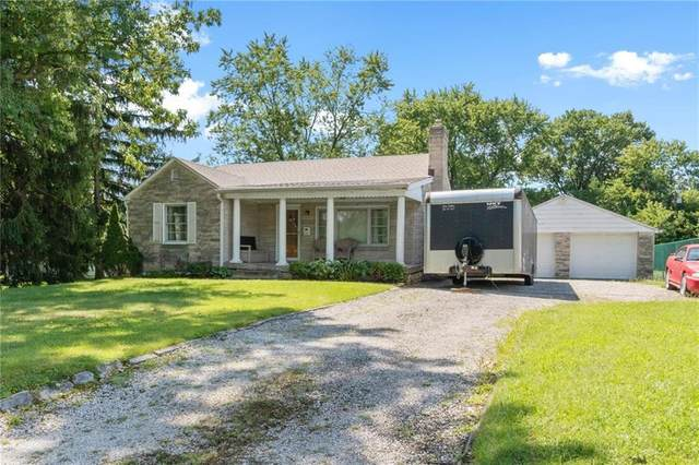 930 N Gibson Avenue, Indianapolis, IN 46219 (MLS #21732913) :: Anthony Robinson & AMR Real Estate Group LLC