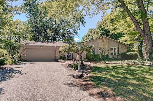 6129 Buttonwood Drive, Noblesville, IN 46062 (MLS #21732927) :: Anthony Robinson & AMR Real Estate Group LLC