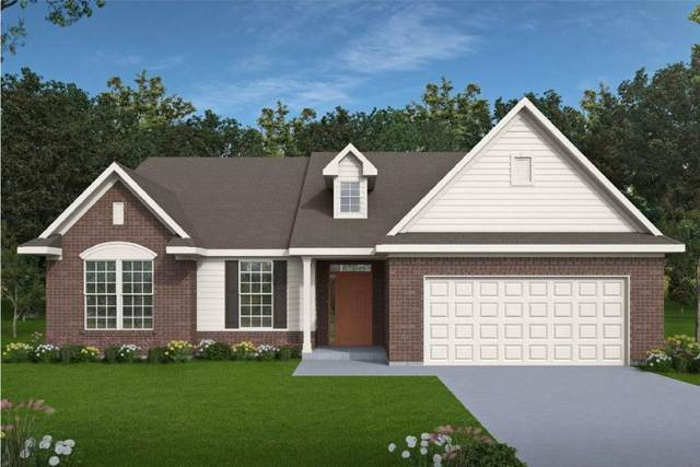 121 Saundra Drive, Fortville, IN 46040 (MLS #21732958) :: Richwine Elite Group