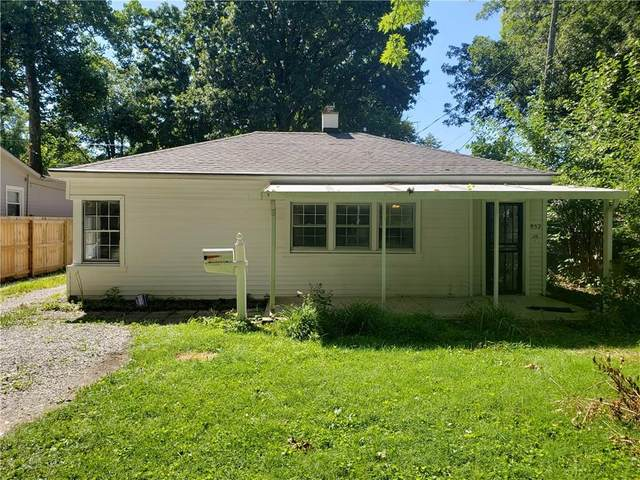 952 N Routiers Avenue, Indianapolis, IN 46219 (MLS #21732961) :: David Brenton's Team