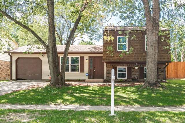 3038 Acoma Drive, Indianapolis, IN 46235 (MLS #21732962) :: Mike Price Realty Team - RE/MAX Centerstone