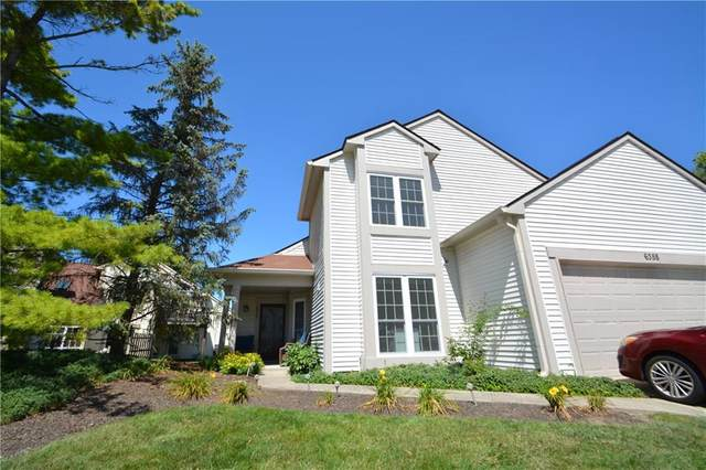 6358 Bay Vista Court, Indianapolis, IN 46250 (MLS #21732970) :: Richwine Elite Group