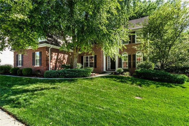 8007 Fawnwood Drive, Indianapolis, IN 46278 (MLS #21732972) :: The ORR Home Selling Team