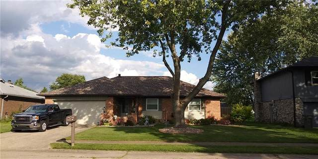 4817 Dancer Drive, Indianapolis, IN 46237 (MLS #21732983) :: Mike Price Realty Team - RE/MAX Centerstone