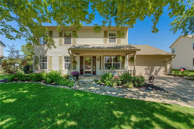 7327 Cinnamon Drive, Indianapolis, IN 46237 (MLS #21732995) :: Anthony Robinson & AMR Real Estate Group LLC