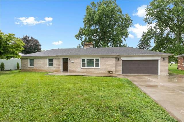 3235 W 30th Street, Indianapolis, IN 46222 (MLS #21733000) :: Anthony Robinson & AMR Real Estate Group LLC