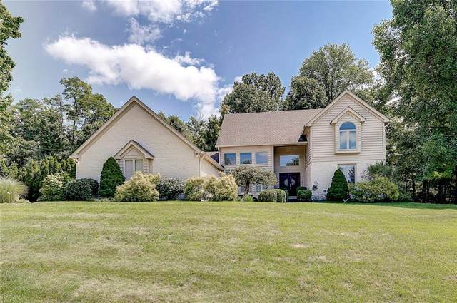 8263 Red Sail Court, Indianapolis, IN 46236 (MLS #21734008) :: Mike Price Realty Team - RE/MAX Centerstone