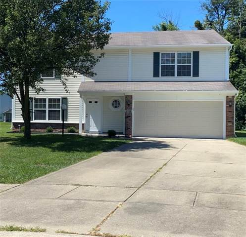 4358 Village Trace Court, Indianapolis, IN 46254 (MLS #21734009) :: Anthony Robinson & AMR Real Estate Group LLC